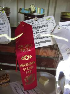 Award winning marmalade!